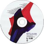 Box set CD label