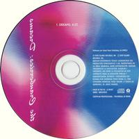 CD Spain promo label