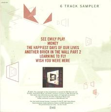 CD sampler UK back