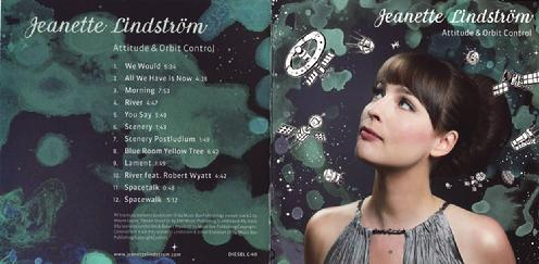 CD Sweden booklet front/back