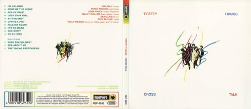 CD Germany front/back