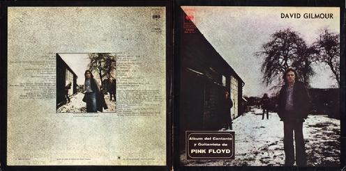 David Gilmour David Gilmour album