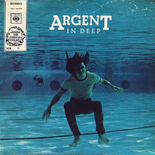In Deep - album 1973