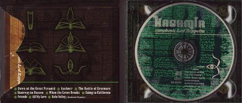 CD Canada inside/label