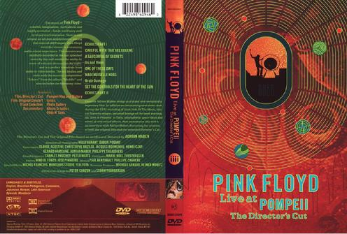 DVD Canada front/back