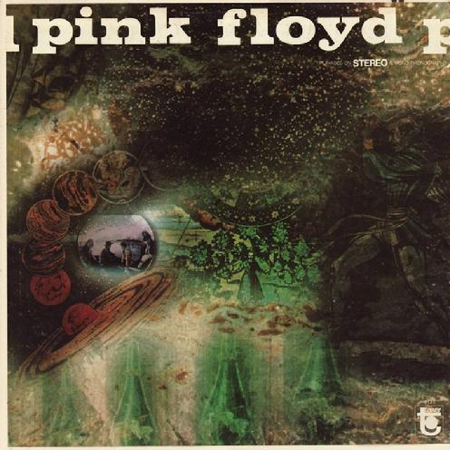 Image result for saucerful of secrets album cover