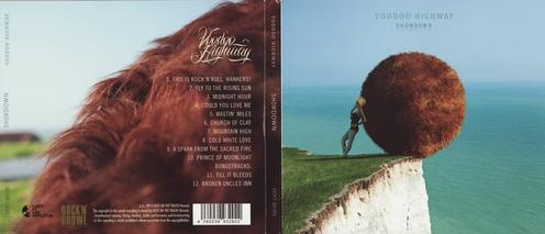 CD digipak front/back