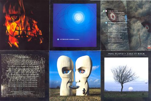 CD Holland poster sleeve front