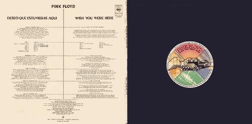 Wish You Were Here - album 1975