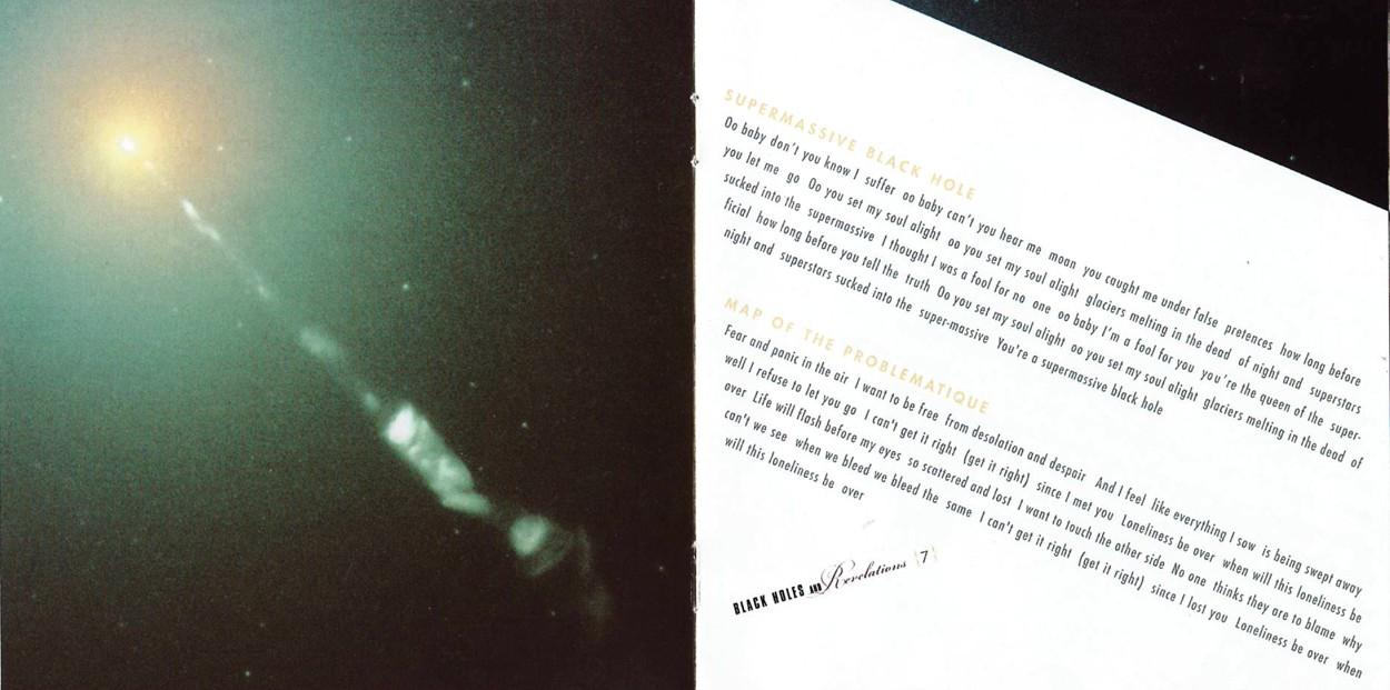 Black Holes And Revelations - album 2006