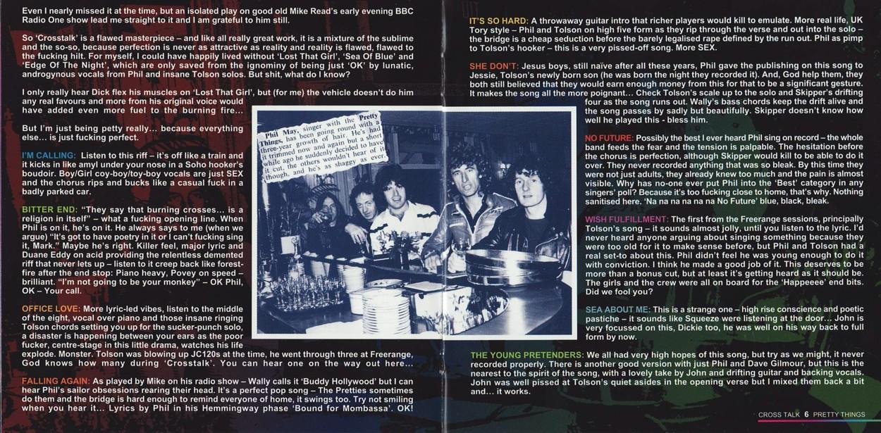 Cross Talk - album 1980
