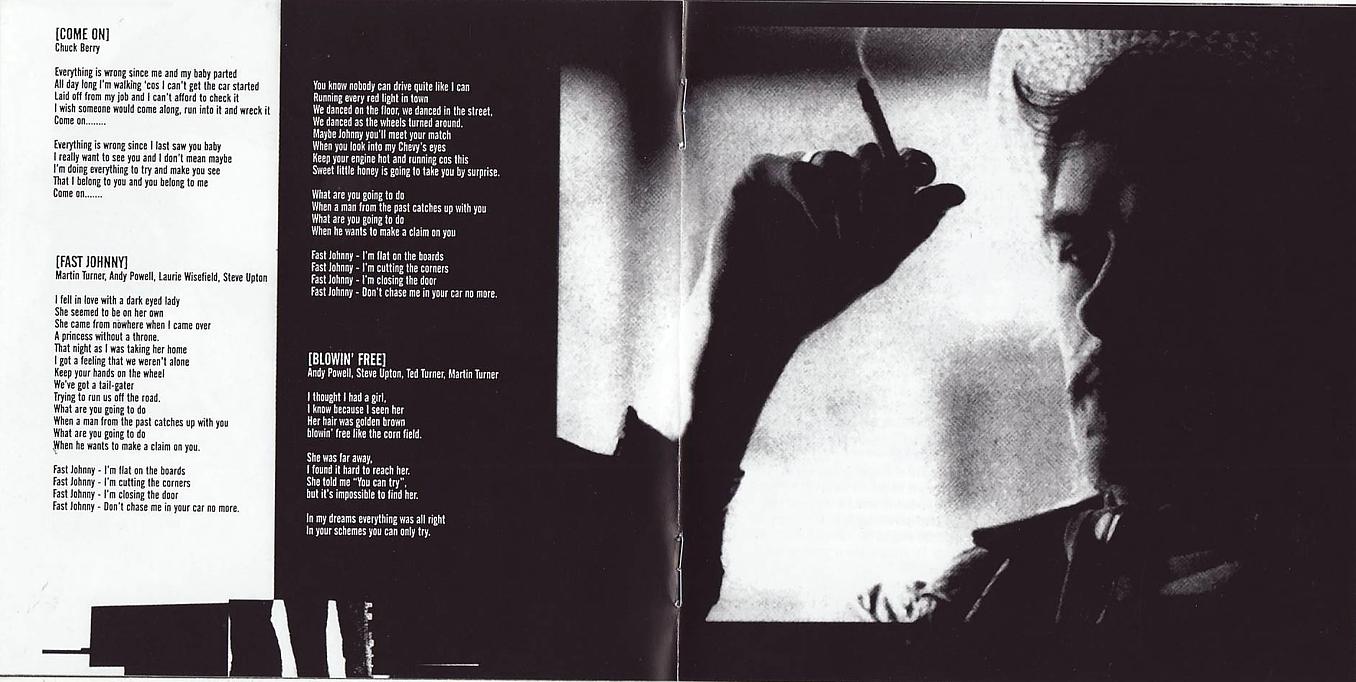 Just Testing - album 1980