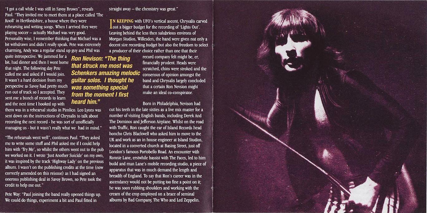 Lights Out - album 1977