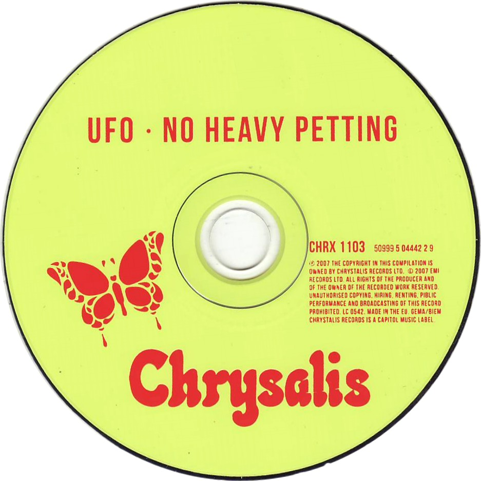 No Heavy Petting - album 1976