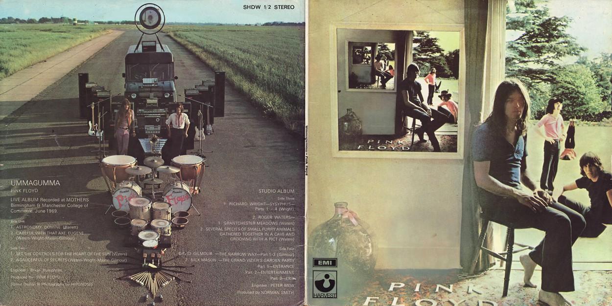 Ummagumma - album 1969
