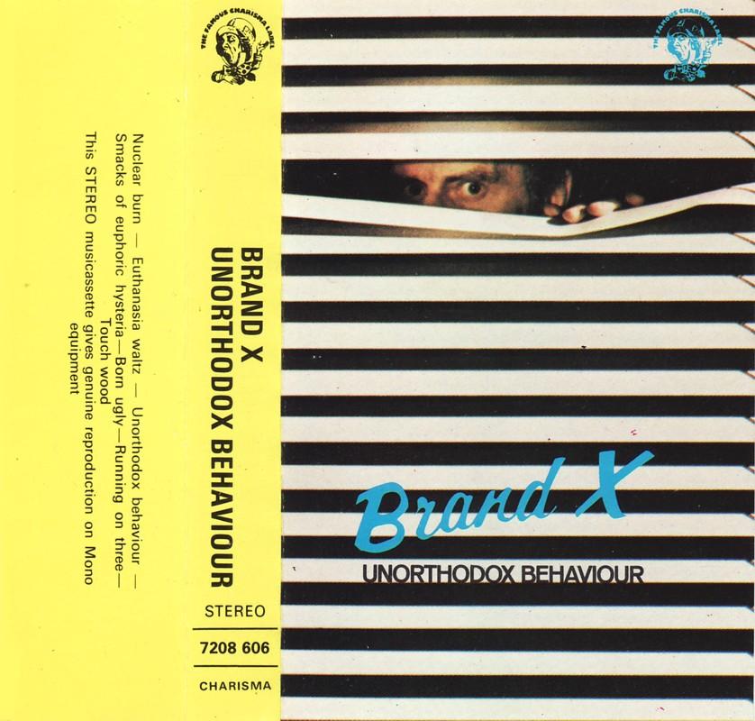 01880fc55854 Unorthodox Behaviour - album 1976